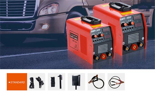 MMA series IGBT multifunctional welder combined of welding,battery charging,car starting 3 in 1