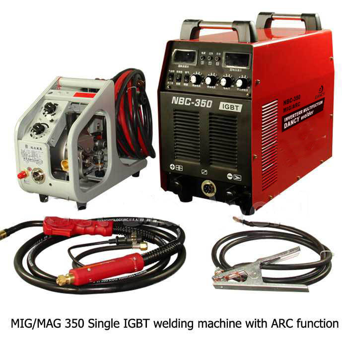 NBC-350 MIG/MAG/ARC welding machine
