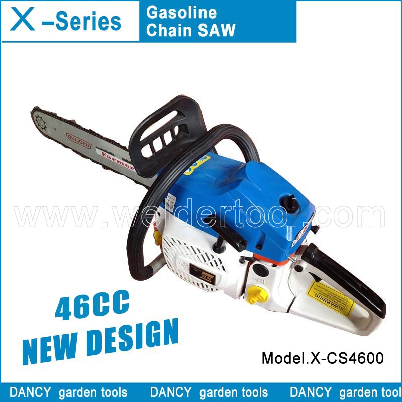 Chainsaw and spares,X-CS4600